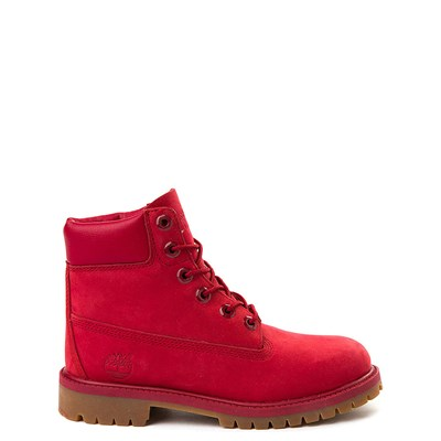 "Main view of Timberland 6"" Classic Boot - Little Kid - Red"