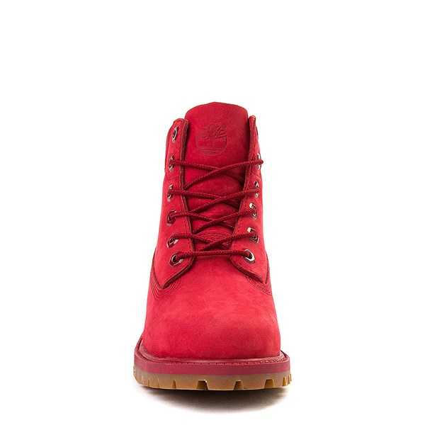 "alternate view Timberland 6"" Classic Boot - Big Kid - RedALT4"