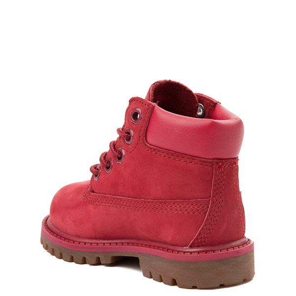 "alternate view Timberland 6"" Classic Boot - Toddler / Little Kid - RedALT2"