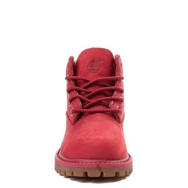 "alternate view Timberland 6"" Classic Boot - Toddler / Little Kid - RedALT4"