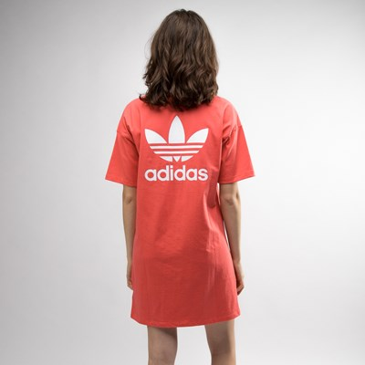 Alternate view of Womens adidas Trefoil Ringer Dress