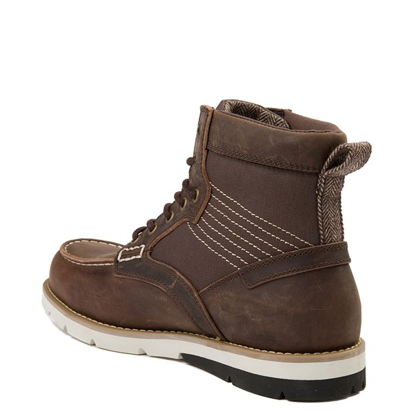 alternate view Mens Levi's Dawson Boot - BrownALT1