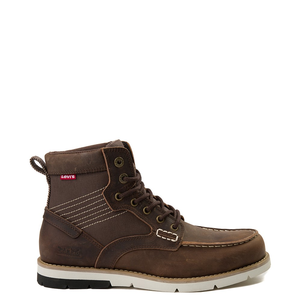 Mens Levi's Dawson Boot - Brown