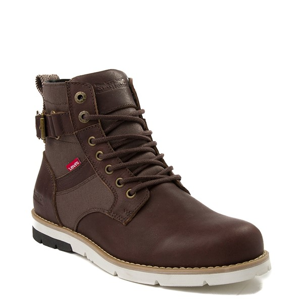 alternate view Mens Levi's Cobalt Boot - BrownALT5