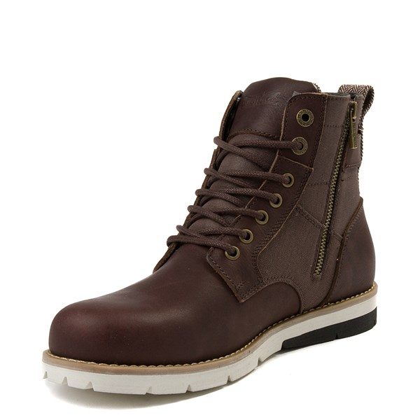 alternate view Mens Levi's Cobalt Boot - BrownALT3