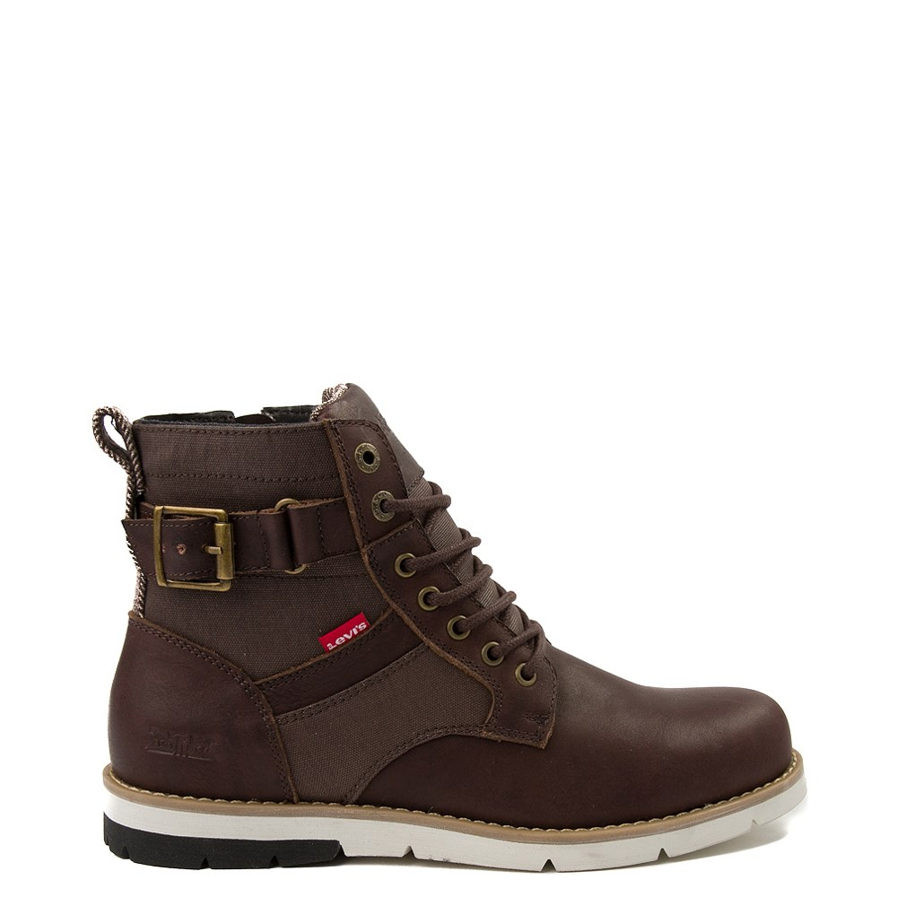 Mens Levi's Cobalt Boot - Brown