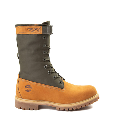 Main view of Mens Timberland Mixed-Media Gaiter Boot