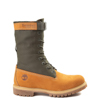 Mens Timberland Mixed-Media Gaiter Boot