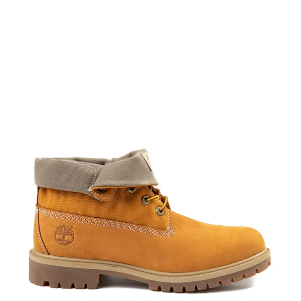 Main view of Mens Timberland Roll-Top Boot - Wheat