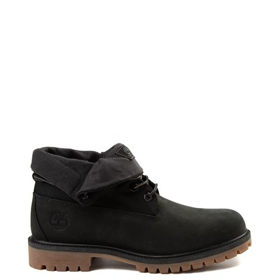 Main view of Mens Timberland Roll-Top Boot - Black