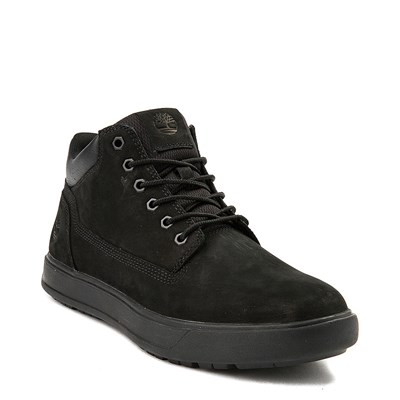 Alternate view of Mens Timberland Tenmile Chukka Boot - Black