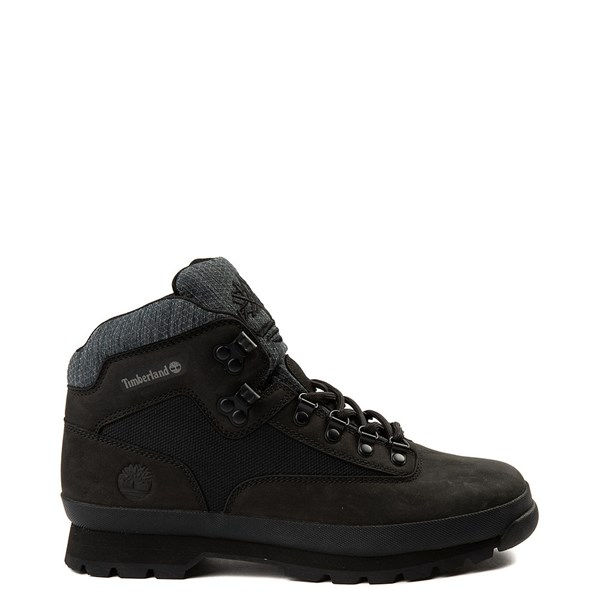 Mens Timberland Euro Hiker Boot - Black