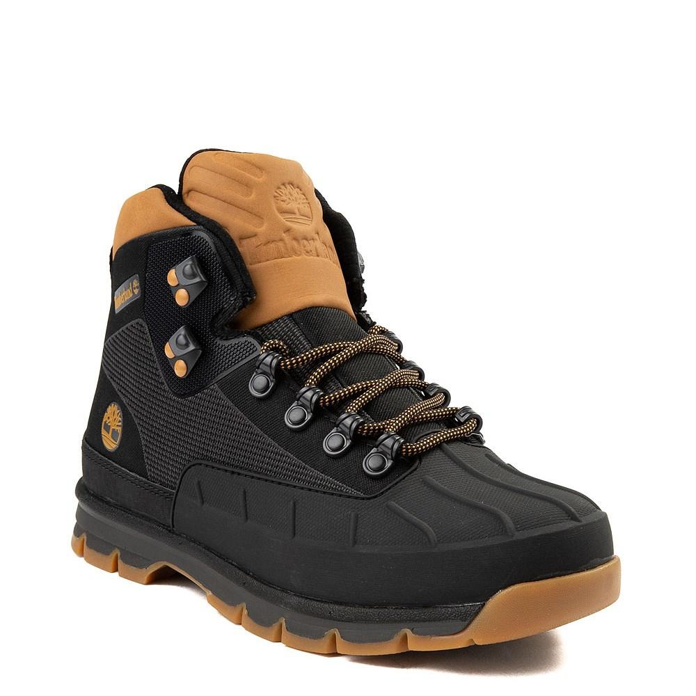 2f8db9c7a37 Mens Timberland Euro Hiker Shell-Toe Jacquard Boot