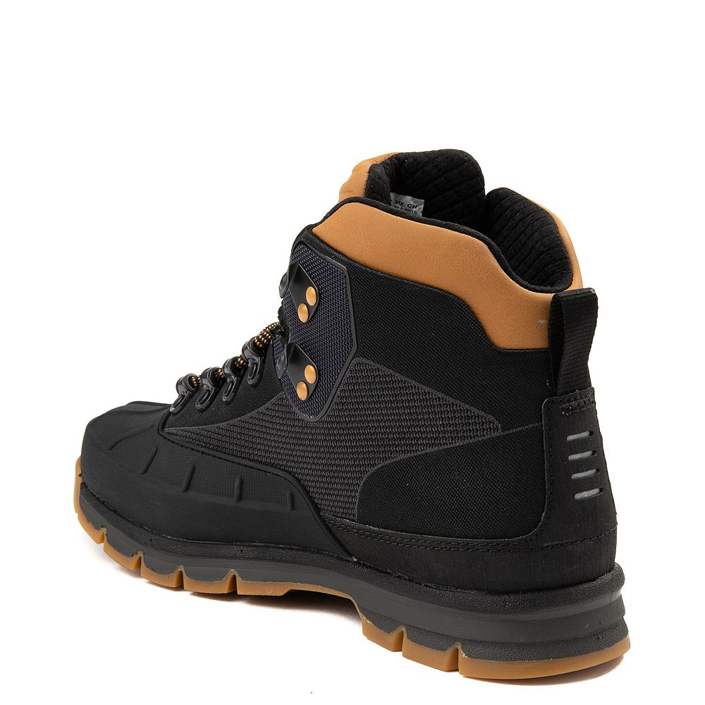 3d6f55127b7 Mens Timberland Euro Hiker Shell-Toe Jacquard Boot