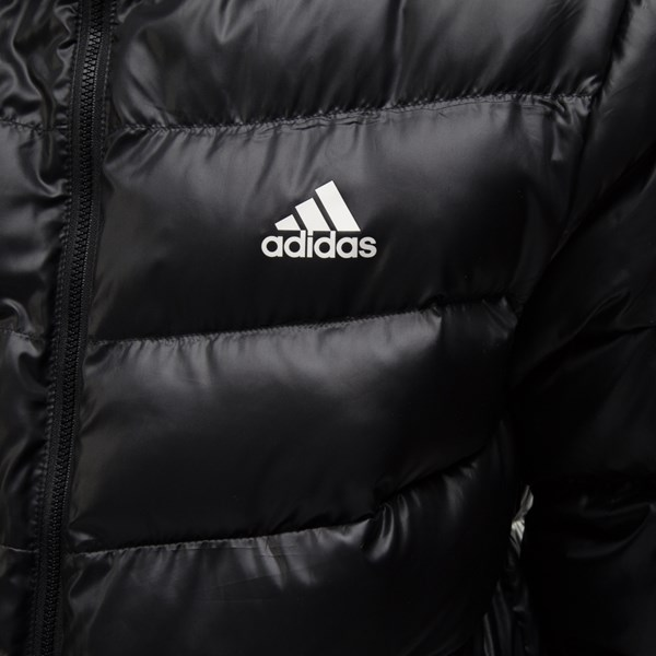 alternate view Mens adidas Itavic 3-Stripes Puffer Jacket - BlackALT5