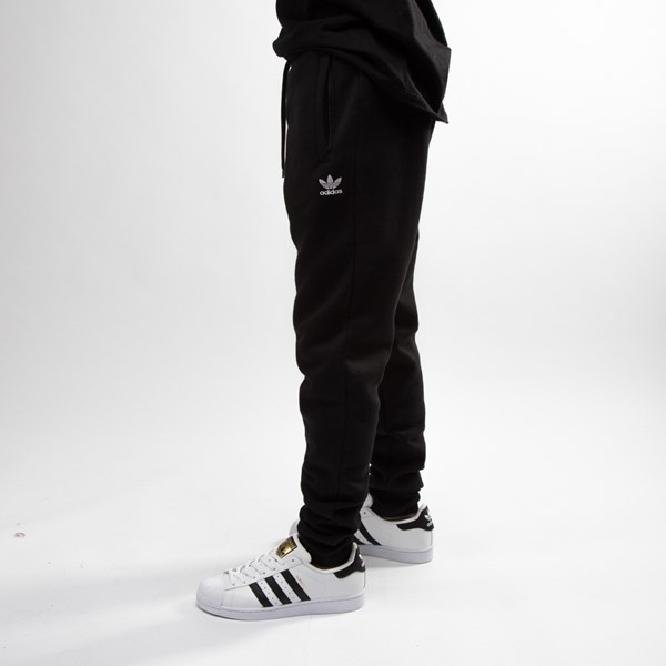 alternate view Mens adidas Trefoil SweatpantsALT1