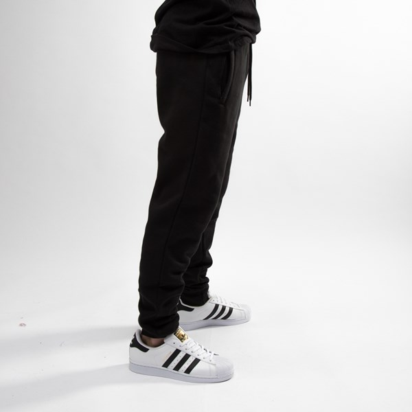 alternate view Mens adidas Trefoil SweatpantsALT3