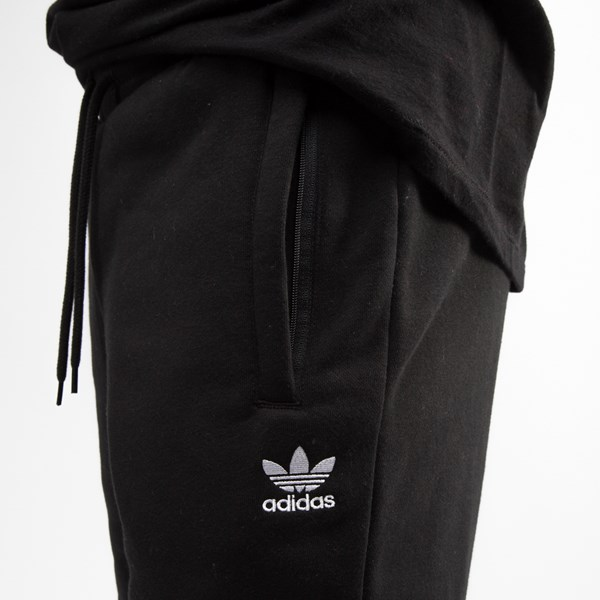 alternate view Mens adidas Trefoil SweatpantsALT5