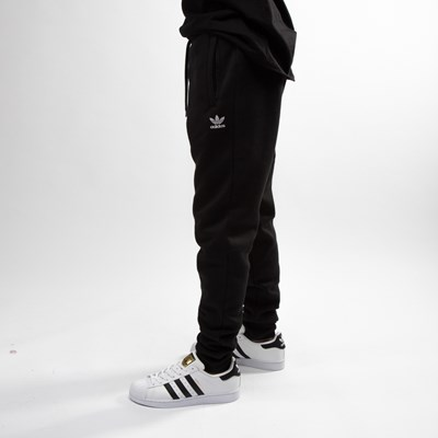 Alternate view of Mens adidas Trefoil Sweatpants