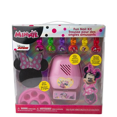 Alternate view of Minnie Mouse Nail Spa Set