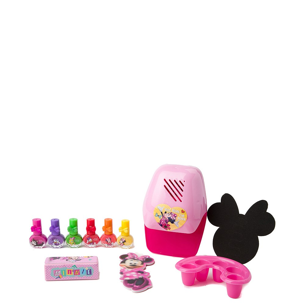 Minnie Mouse Nail Spa Set