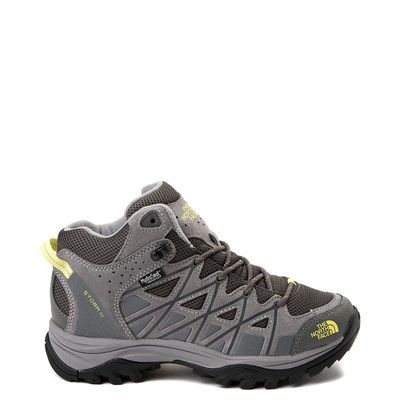 Main view of Womens The North Face Storm III Mid Hiking Shoe