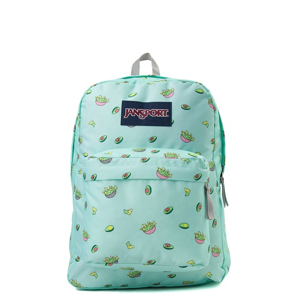 JanSport Superbreak Avocado Party Backpack