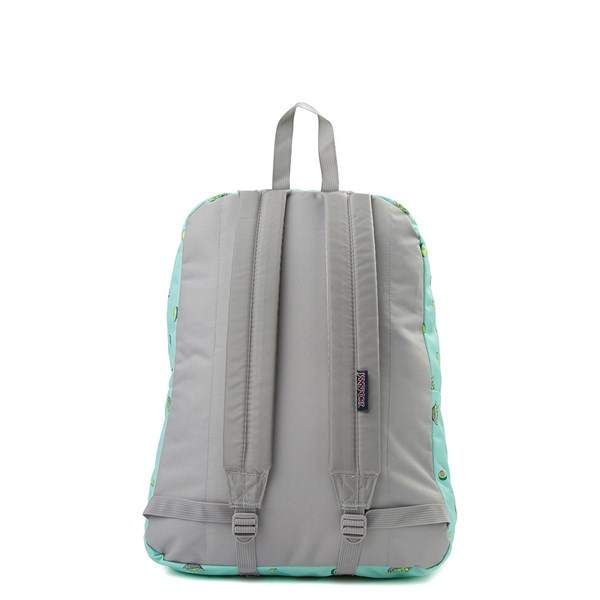 alternate view JanSport Superbreak Avocado Party BackpackALT1