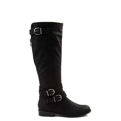 Main view of Womens Madden Girl Karmin Wide Calf Riding Boot