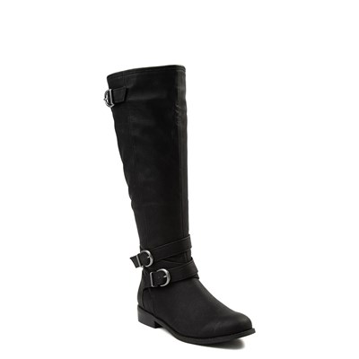 Alternate view of Womens Madden Girl Karmin Wide Calf Riding Boot