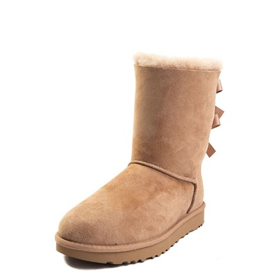 Alternate view of Womens UGG Tan Bailey Bow II Boot
