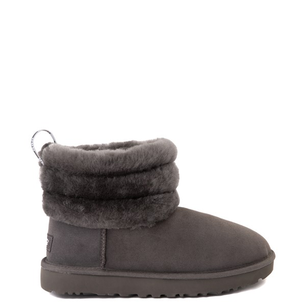 Womens UGG® Classic Mini Fluff Boot