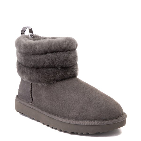 Alternate view of Womens UGG® Classic Mini Fluff Boot