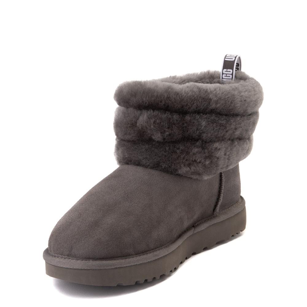 e5dd814819c Womens UGG® Classic Mini Fluff Boot
