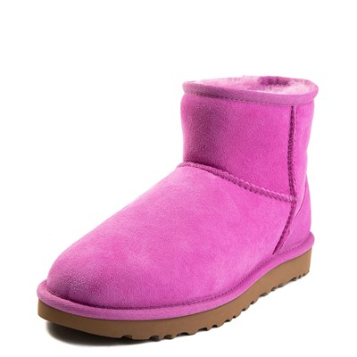 Alternate view of Womens UGG Classic II Mini Boot in Bright Pink