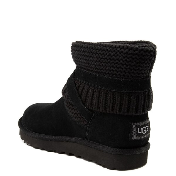 alternate view Womens UGG® Purl Strap BootALT2