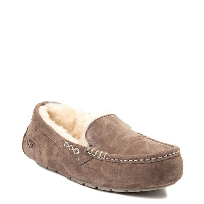 Alternate view of Womens UGG® Ansley Slipper - Slate