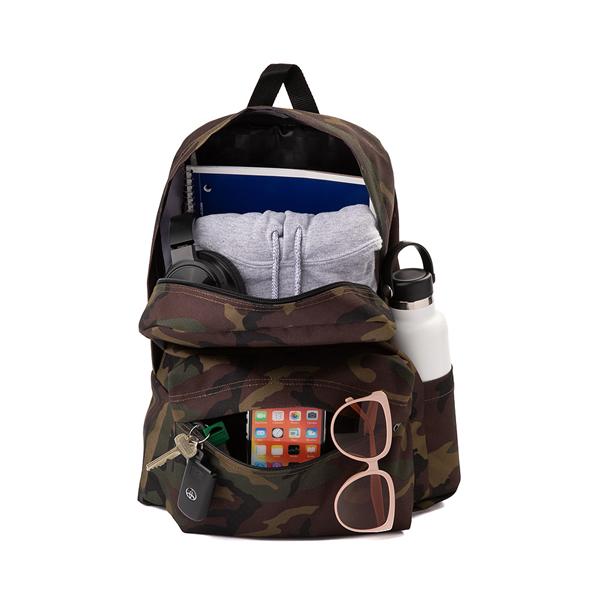 alternate view Vans Old Skool Backpack - CamoALT1