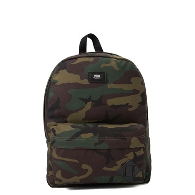 Main view of Vans Old Skool Backpack - Camo