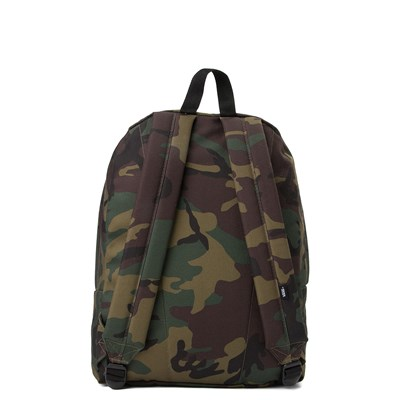 Alternate view of Vans Old Skool Backpack - Camo