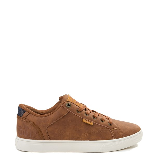 Main view of Mens Levi's 501® Jeffrey Casual Shoe - Tan