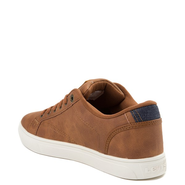 alternate view Mens Levi's 501® Jeffrey Casual Shoe - TanALT2