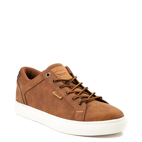 alternate view Mens Levi's 501® Jeffrey Casual Shoe - TanALT6