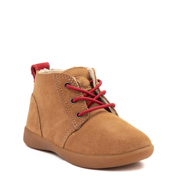 alternate view UGG® Kristjan Boot - Toddler / Little Kid - ChestnutALT5