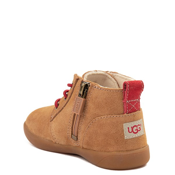 alternate view UGG® Kristjan Boot - Toddler / Little Kid - ChestnutALT2
