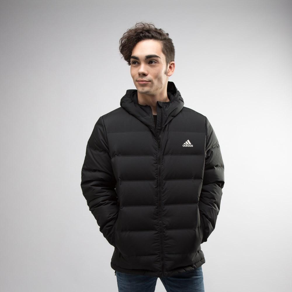 Mens adidas Helionic Puffer Jacket