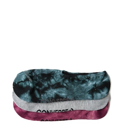 Main view of Mens Converse Tie Dye Liners 3 Pack