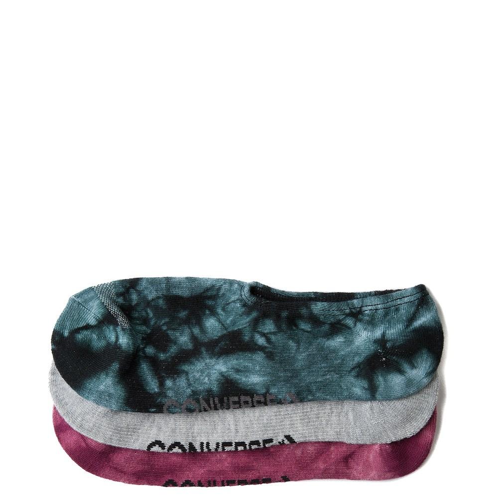 Mens Converse Tie Dye Liners 3 Pack