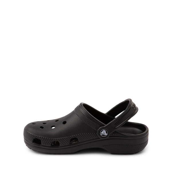 alternate view Crocs Classic Clog - Little Kid / Big Kid - BlackALT1