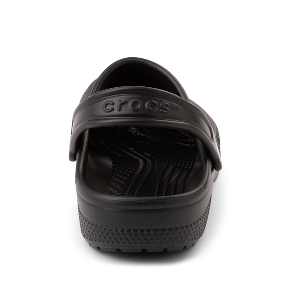 alternate view Crocs Classic Clog - Little Kid / Big Kid - BlackALT4